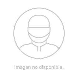 CHAQUETA CLOVER DAKAR WP AIRBAG NEGRO/AMARILLO