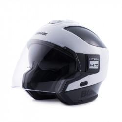 01-img-blauer-casco-de-moto-solo-blanco-carbono-negro