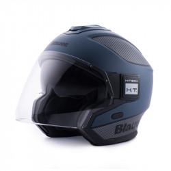 01-img-blauer-casco-de-moto-solo-azul-carbono-plata