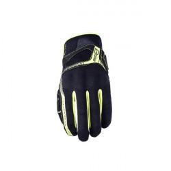 01-img-five-guante-de-moto-rs3-negro-amarillo-fluor